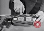 Image of transmitter-receiver United States USA, 1943, second 56 stock footage video 65675032557