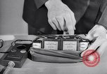 Image of transmitter-receiver United States USA, 1943, second 57 stock footage video 65675032557