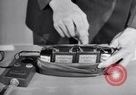 Image of transmitter-receiver United States USA, 1943, second 58 stock footage video 65675032557