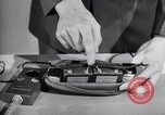 Image of transmitter-receiver United States USA, 1943, second 61 stock footage video 65675032557