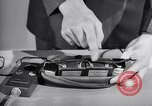 Image of transmitter-receiver United States USA, 1943, second 62 stock footage video 65675032557