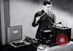 Image of communication system United States USA, 1943, second 10 stock footage video 65675032558