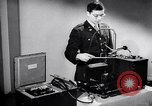 Image of communication system United States USA, 1943, second 14 stock footage video 65675032558