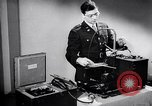 Image of communication system United States USA, 1943, second 16 stock footage video 65675032558