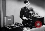 Image of communication system United States USA, 1943, second 18 stock footage video 65675032558