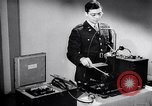 Image of communication system United States USA, 1943, second 20 stock footage video 65675032558