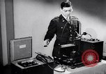 Image of communication system United States USA, 1943, second 25 stock footage video 65675032558
