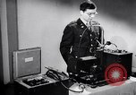 Image of communication system United States USA, 1943, second 27 stock footage video 65675032558