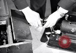 Image of communication system United States USA, 1943, second 41 stock footage video 65675032558