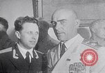 Image of General Twining Tushino Russia, 1956, second 5 stock footage video 65675032564