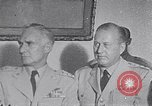 Image of General Twining Tushino Russia, 1956, second 13 stock footage video 65675032564