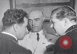 Image of General Twining Tushino Russia, 1956, second 22 stock footage video 65675032564