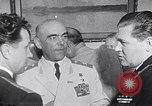 Image of General Twining Tushino Russia, 1956, second 24 stock footage video 65675032564