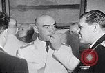 Image of General Twining Tushino Russia, 1956, second 28 stock footage video 65675032564