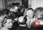 Image of General Twining Tushino Russia, 1956, second 33 stock footage video 65675032564