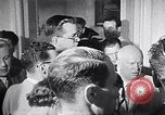 Image of General Twining Tushino Russia, 1956, second 37 stock footage video 65675032564