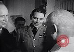 Image of General Twining Tushino Russia, 1956, second 42 stock footage video 65675032564