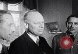 Image of General Twining Tushino Russia, 1956, second 47 stock footage video 65675032564
