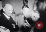 Image of General Twining Tushino Russia, 1956, second 49 stock footage video 65675032564
