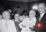 Image of General Twining Tushino Russia, 1956, second 58 stock footage video 65675032564