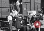 Image of displaced Russians Grimma Germany, 1945, second 3 stock footage video 65675032575