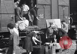 Image of displaced Russians Grimma Germany, 1945, second 5 stock footage video 65675032575