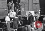Image of displaced Russians Grimma Germany, 1945, second 7 stock footage video 65675032575
