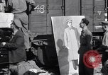 Image of displaced Russians Grimma Germany, 1945, second 11 stock footage video 65675032575