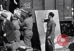 Image of displaced Russians Grimma Germany, 1945, second 15 stock footage video 65675032575