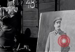 Image of displaced Russians Grimma Germany, 1945, second 20 stock footage video 65675032575