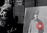 Image of displaced Russians Grimma Germany, 1945, second 21 stock footage video 65675032575