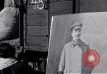 Image of displaced Russians Grimma Germany, 1945, second 26 stock footage video 65675032575