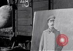 Image of displaced Russians Grimma Germany, 1945, second 27 stock footage video 65675032575