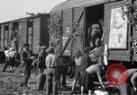 Image of displaced Russians Grimma Germany, 1945, second 30 stock footage video 65675032575