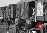 Image of displaced Russians Grimma Germany, 1945, second 31 stock footage video 65675032575