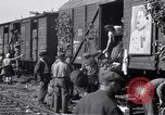 Image of displaced Russians Grimma Germany, 1945, second 34 stock footage video 65675032575