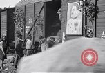Image of displaced Russians Grimma Germany, 1945, second 38 stock footage video 65675032575