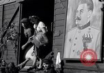 Image of displaced Russians Grimma Germany, 1945, second 45 stock footage video 65675032575