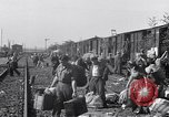 Image of displaced Russians Grimma Germany, 1945, second 50 stock footage video 65675032575