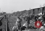 Image of displaced Russians Grimma Germany, 1945, second 52 stock footage video 65675032575