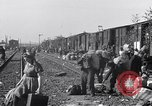 Image of displaced Russians Grimma Germany, 1945, second 53 stock footage video 65675032575