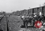 Image of displaced Russians Grimma Germany, 1945, second 54 stock footage video 65675032575