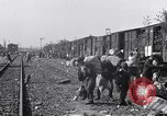 Image of displaced Russians Grimma Germany, 1945, second 55 stock footage video 65675032575