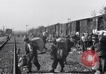 Image of displaced Russians Grimma Germany, 1945, second 57 stock footage video 65675032575