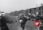 Image of displaced Russians Grimma Germany, 1945, second 60 stock footage video 65675032575