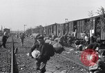 Image of displaced Russians Grimma Germany, 1945, second 61 stock footage video 65675032575