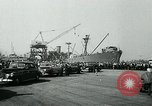 Image of Launch of SS Joseph N Teal ship Portland Oregon USA, 1942, second 22 stock footage video 65675032591