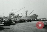 Image of Launch of SS Joseph N Teal ship Portland Oregon USA, 1942, second 23 stock footage video 65675032591