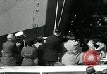 Image of Launch of SS Joseph N Teal ship Portland Oregon USA, 1942, second 36 stock footage video 65675032591