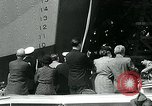Image of Launch of SS Joseph N Teal ship Portland Oregon USA, 1942, second 37 stock footage video 65675032591